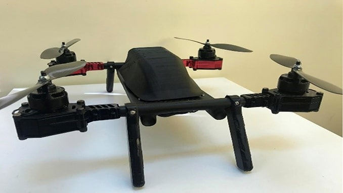 Aeronautica SDLE To Supply Customized Drone For Tenerife Civil Defense