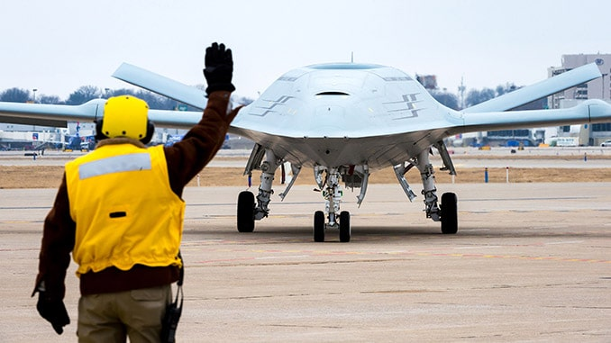 Triumph Group Awarded Contract To Support Boeing's MQ-25 For The U.S. Navy
