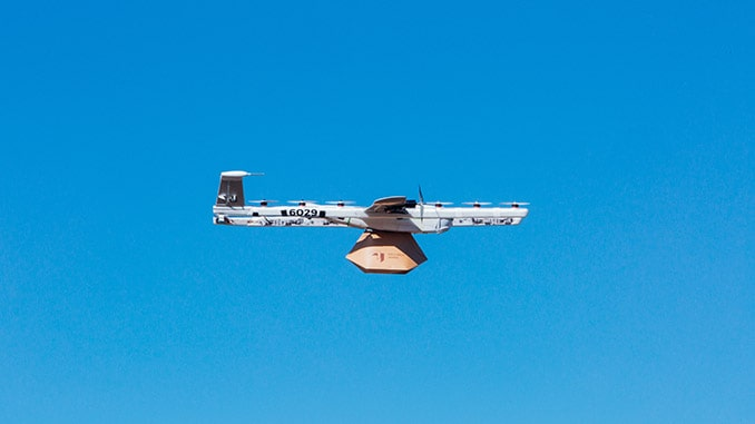Wing Becomes First Certified Air Carrier For Drones In The US