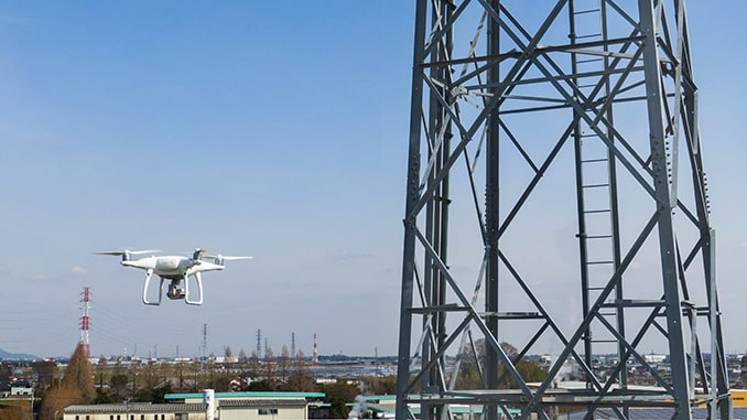 Terra Drone And KDDI Launch Drone Infrastructure Inspection Services