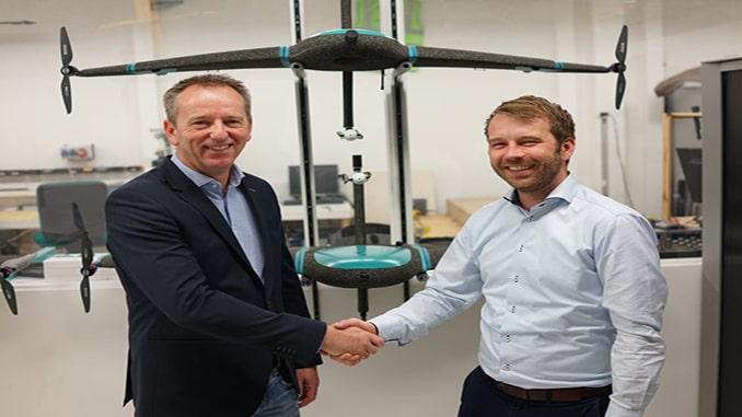 Rene Worms joins Atmos UAV as Head of Global Sales