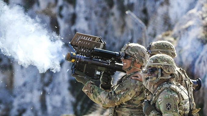 U.S. Army Will Enhance Stinger Missile Capability To Engage UAS