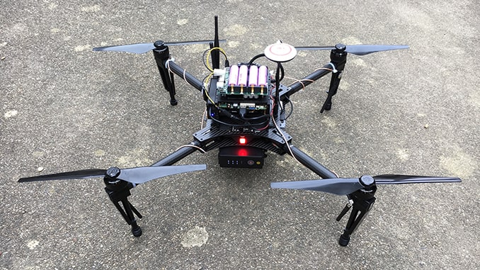 UAV-Retina, Future Drones For Emergency Management
