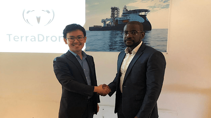 Terra Drone Opens Angola Branch