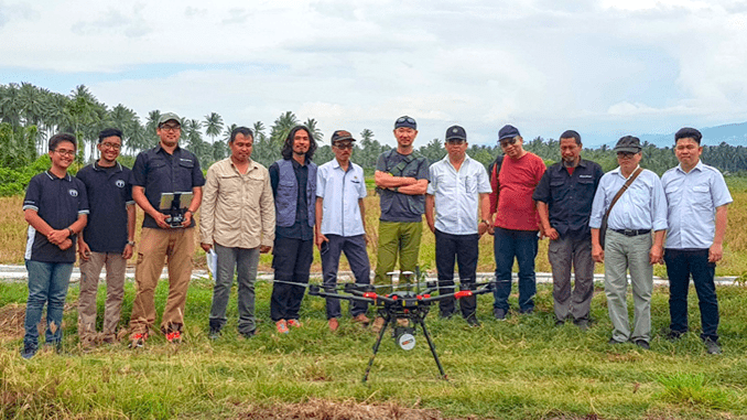 Terra Drone Indonesia's LiDAR mapping UAVs are helping Palu recover from 2018 double disaster