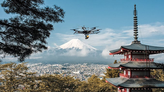 YellowScan opens a new subsidiary in Japan