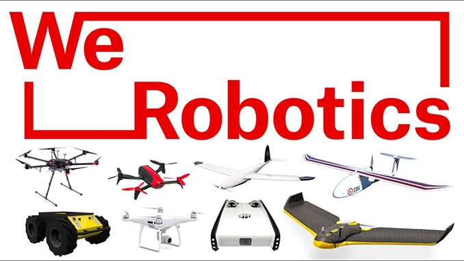 WeRobotics Launches $235,000 Challenge to Solve Social Issues through Drone Data