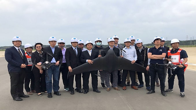 Taiwan tests Terra Drone and Unifly's drone traffic management system