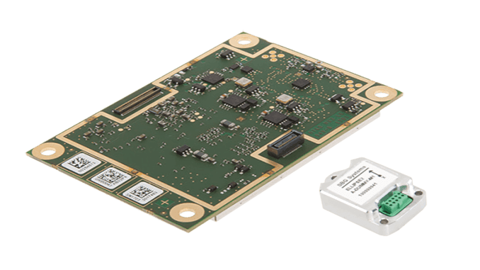 Septentrio strengthens its GNSS/INS portfolio with a single antenna receiver