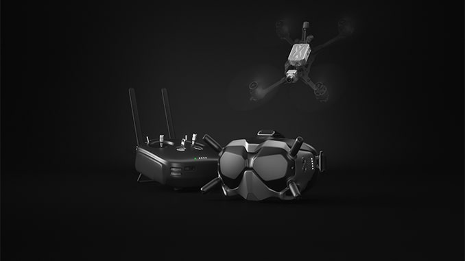 Take Drone Racing To The Next Level With The DJI Digital FPV Ecosystem