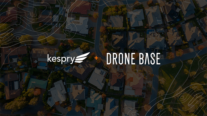 Kespry and DroneBase Announce Partnership to Expand 'Bring Your Own Drone' Program
