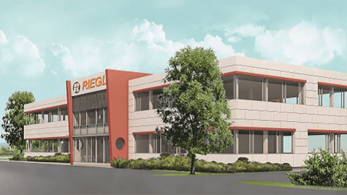 RIEGL Invests In New Office And Production Facilities