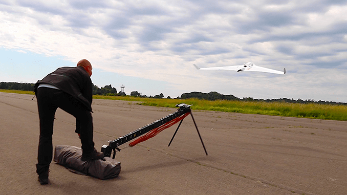 C-Astral Participates In Demonstrations To Help Europe Set Rules For Drone Deliveries