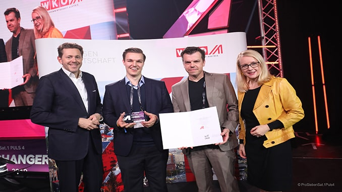 """Drone Rescue Systems GmbH Is """"Born Global Champion"""""""