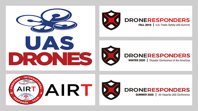 AIRT Announces Rebranding of UAS DRONES Disaster Conferences to DRONERESPONDERS Series