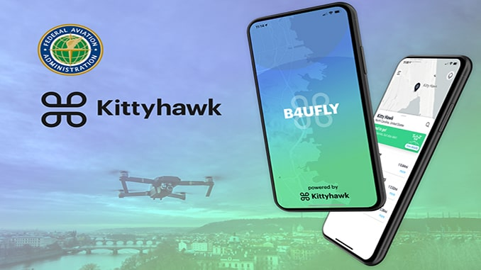 FAA and Kittyhawk IO Launch New B4UFLY App