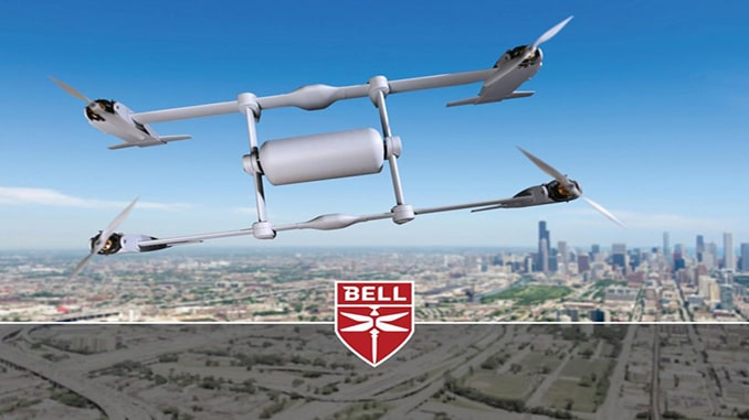 Bell Autonomous Pod Transport 70 Achieves First Autonomous Flight