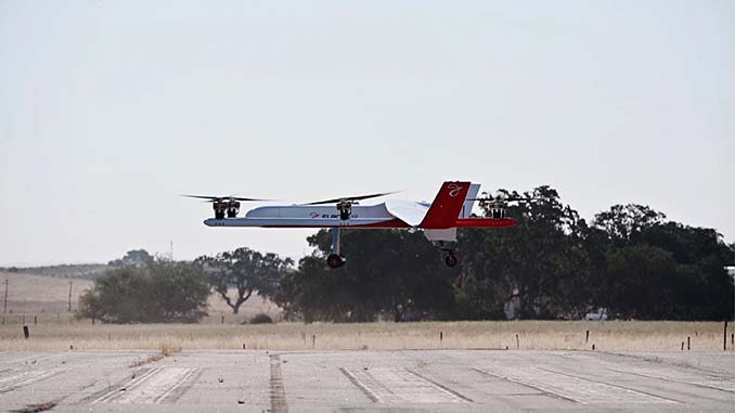 Elroy Air Successfully Completes First Test Flight of Large Unmanned VTOL Cargo Aircraft