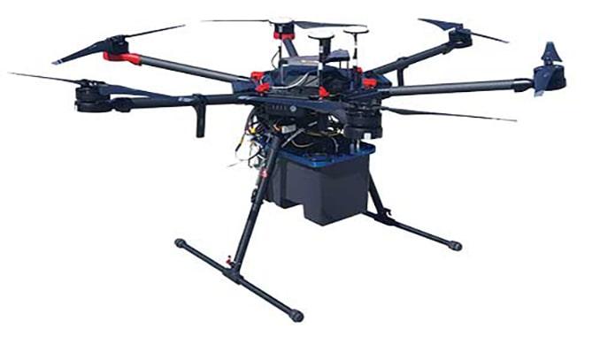 Teledyne Optech and LiDAR USA Partner In Dynamic New Mobile UAV Sensor Integration