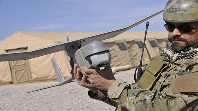 AeroVironment Receives $45 Million Raven B Unmanned Aircraft Systems Contract Award for U.S. Army