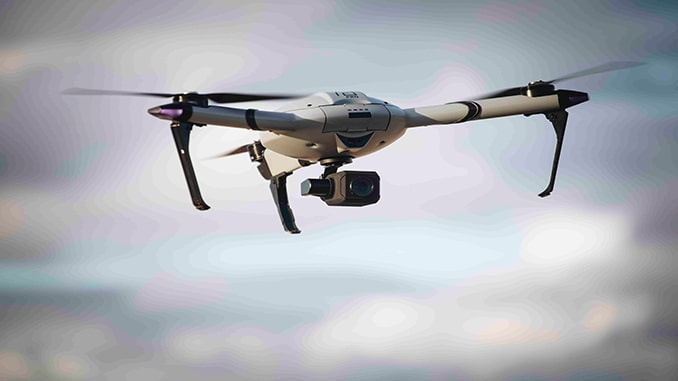 Atlas Multi-Drone System Used by Rio Military Police to Secure Soccer Tournament