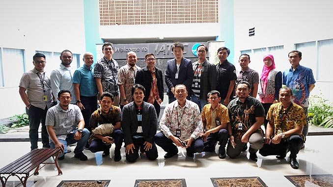 Terra Drone Showcases UTM System To Indonesia's Air Traffic Controller AirNav