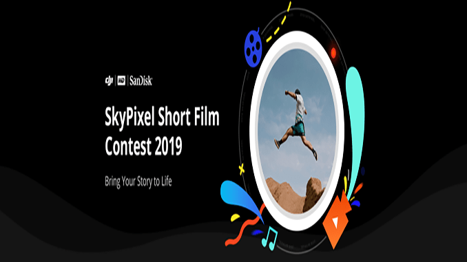 SkyPixel And DJI Launch The First Short Film Contest With Prizes Totaling $48,600