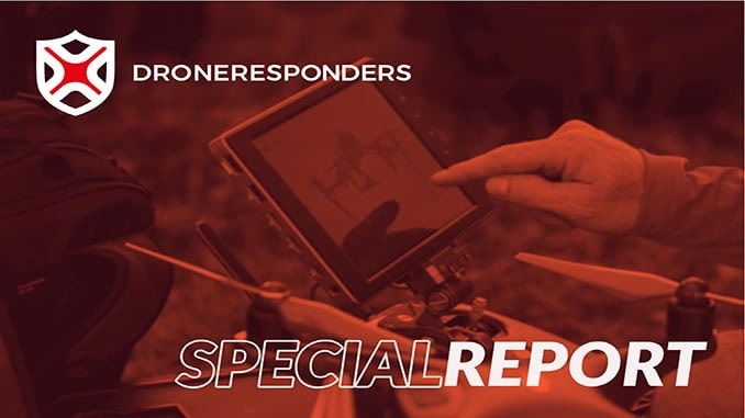 New DRONERESPONDERS Report Examines Foreign Dominance of U.S. Public Safety Drone Sector