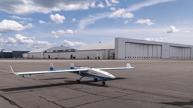 UAV Turbines' Monarch 5 Engine Completes Successful Inaugural Flight, Ushers In New Era of UAS
