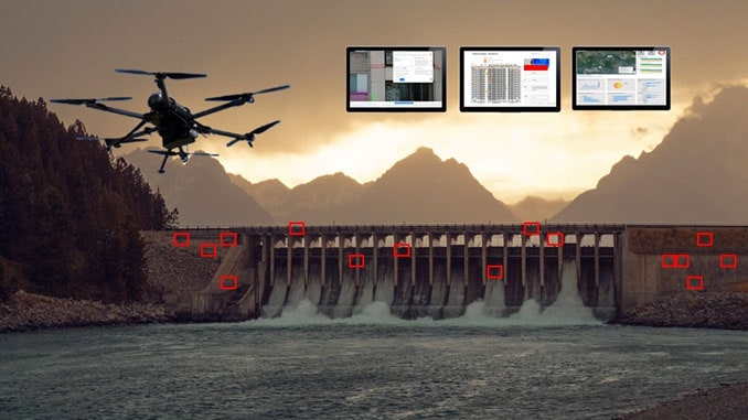 HYCOPTER Drones to Begin Safety Inspection of Hydropower Dams in Brazil