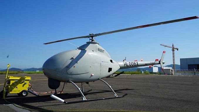 Korea Aerospace Unmanned Helicopter's Successful First Flight