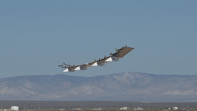 AeroVironment Achieves Successful First Test Flight of Next Generation Solar HAPS UAS
