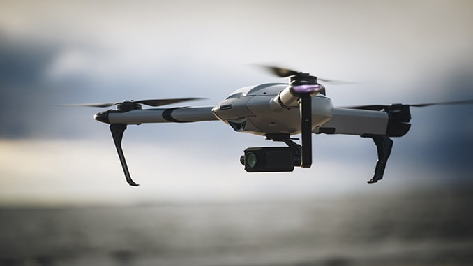 DoD Invites Atlas to Demonstrate UAS at Thunderstorm Demonstration and Experimentation Event in New York City