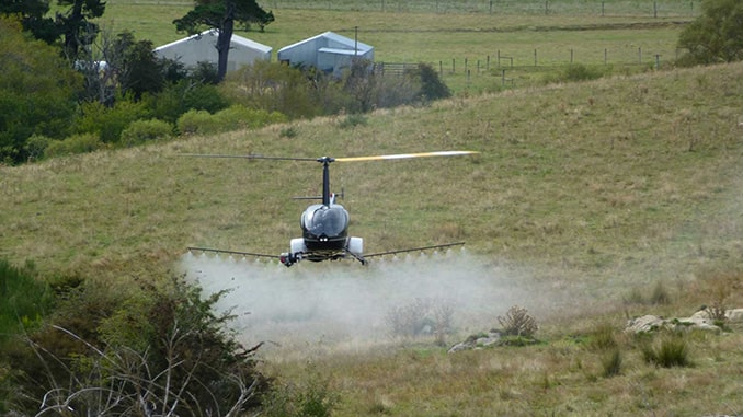 UAVOS Announced The Addition of R22-UV Unmanned Helicopter Robinson for Precision Farming