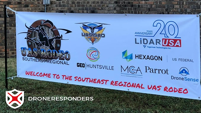 UAS ISAO and DRONERESPONDERS Partner to Promote Stakeholder Collaboration in the Public Safety UAS Sector