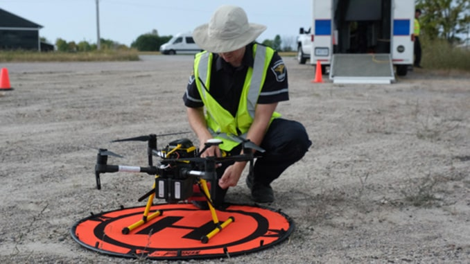 Canadian Drone Test Uses LTE Network To Deliver Defibrillators