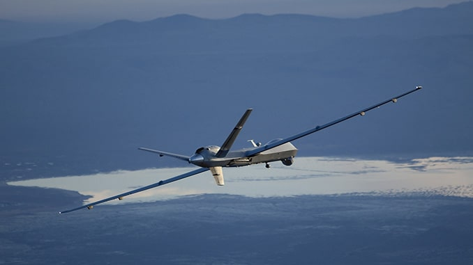 General Atomics Aeronautical Systems Predator Series Aircraft Pass Six Million Flight Hours
