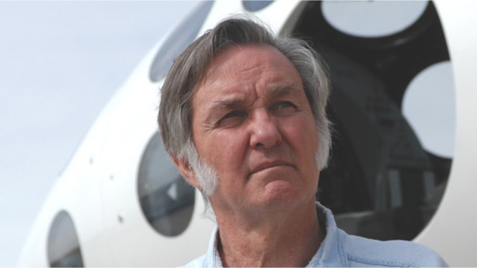 Burt Rutan Joins Board at xCraft Enterprises