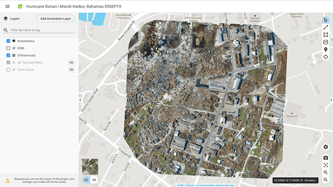 Pix4Dreact Officially Released to Provide Rapid Aerial Drone Mapping for Public Safety and Emergency Response Operations