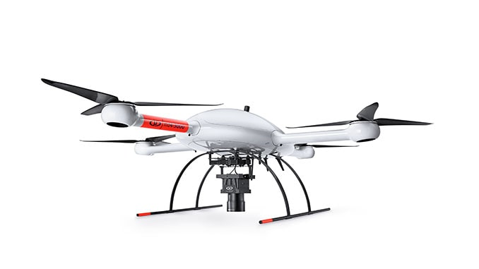 Microdrones Is Taking Photogrammetry To New Heights With The mdMapper3000DuoG VHR
