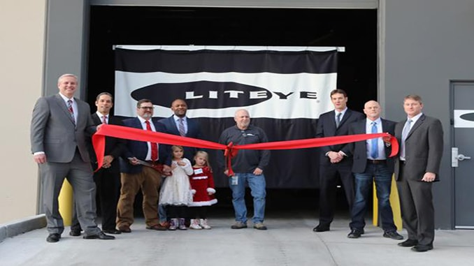 Colorado Company, Liteye Systems Expands Manufacturing, Opens 55K Sq. Ft. Facility