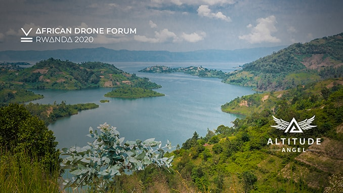 Altitude Angel Named Lead UTM Provider For African Drone Forum Lake Kivu Challenge