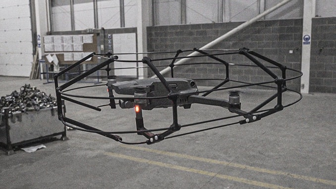 Heliguy DJI Mavic 2 Drone Cage Available For Pre-order