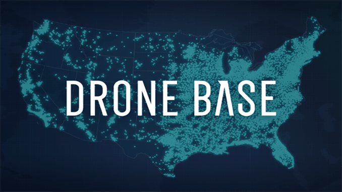 Dronebase Aerial Data Is Integrated Into Esri Geospatial Cloud
