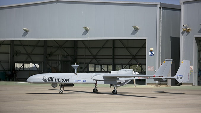 Israel Aerospace Industries To Unveil The HERON MK II At Singapore Airshow