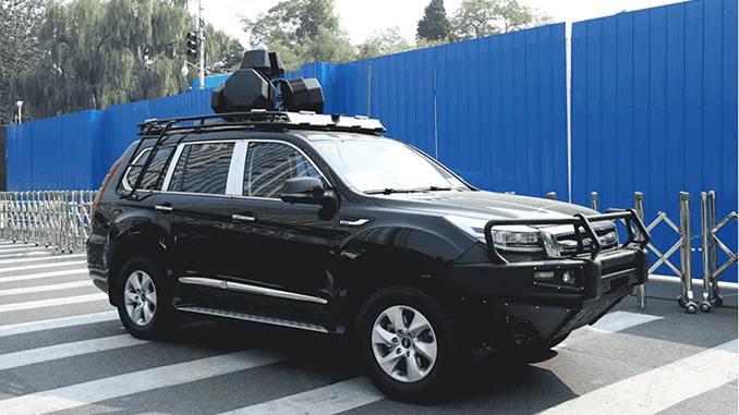 First Counter-Drone & RCIED Convoy Jammer in the Market