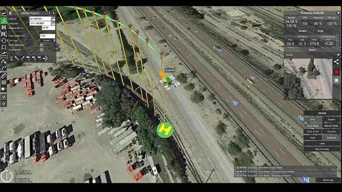 Simlat UAS simulation delivered to the FAA UAS Simulation Lab