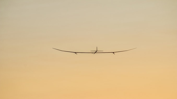 BAE Systems Solar-powered UAS Makes First Flight