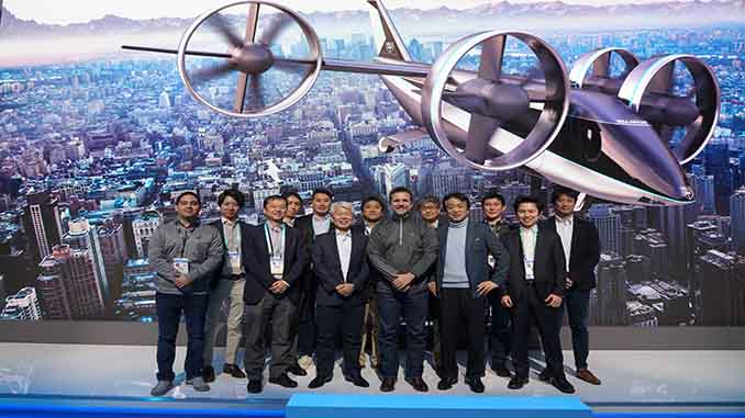 Bell Teams Up with Sumitomo Corporation and Japan Airlines to Explore Air Mobility