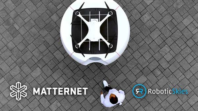 Matternet Partners with Robotic Skies for Global UAS Maintenance Support